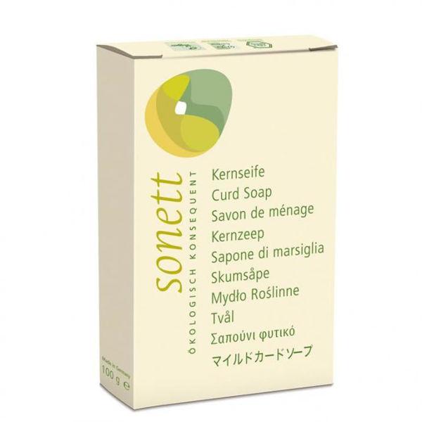 Obrázek Tuhé mýdlo na ruce curd soap 100 g SONETT