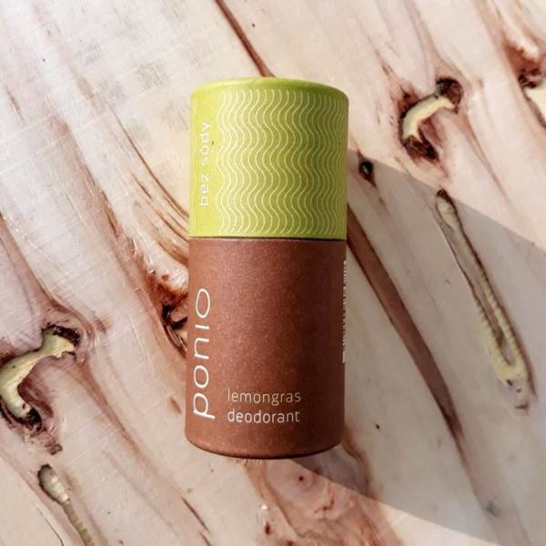 Obrázek Bezsodý deodorant Lemongrass 60 g PONIO