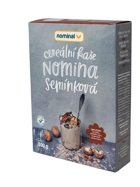 Obrázek Cereální kaše semínková Nominal