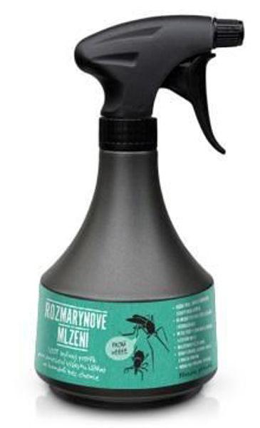 Obrázek Bylinné rozmarýnové mlžení proti klišťatům a komárům 600 ml Ondráček