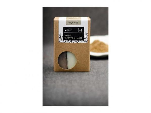 Obrázek Mýdlo Bahno z Mrtvého moře 100 g Caltha