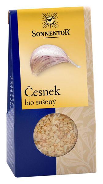 Obrázek Česnek, granulát 40 g SONNENTOR