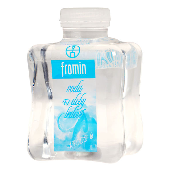 Obrázek Voda z doby ledové 0,5 l FROMIN