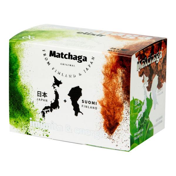 Obrázek Matchaga imunita a energie 42 g DOKTOR BIO
