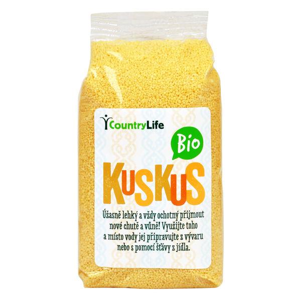 Obrázek Kuskus 500 g COUNTRY LIFE
