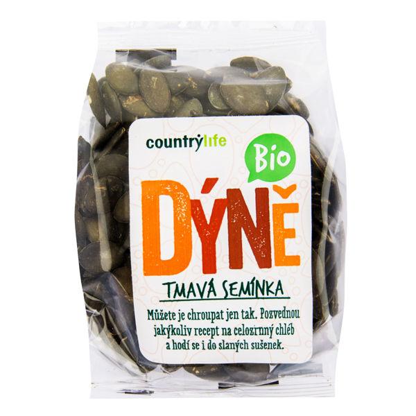 Obrázek Dýňová semínka tmavá 100 g COUNTRY LIFE