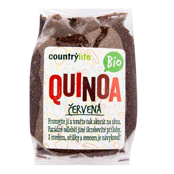 Obrázek Quinoa červená 250 g COUNTRY LIFE