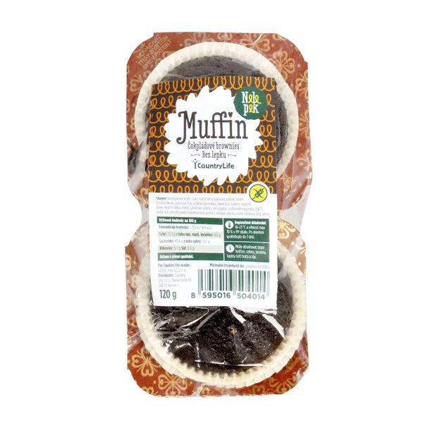 Obrázek Muffin čokoláda 120 g NELEPEK