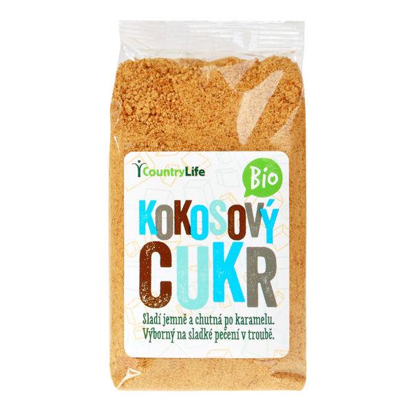 Obrázek Kokosový cukr 250 g COUNTRY LIFE