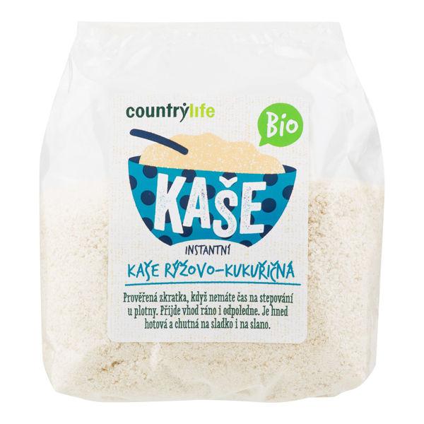 Obrázek Kaše rýžovo - kukuřičná 300 g COUNTRY LIFE