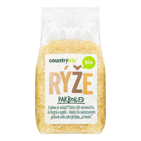 Obrázek Rýže parboiled 500g COUNTRYLIFE