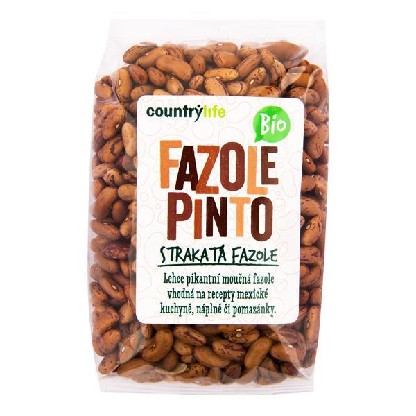 Obrázek Fazole pinto500 g COUNTRY LIFE