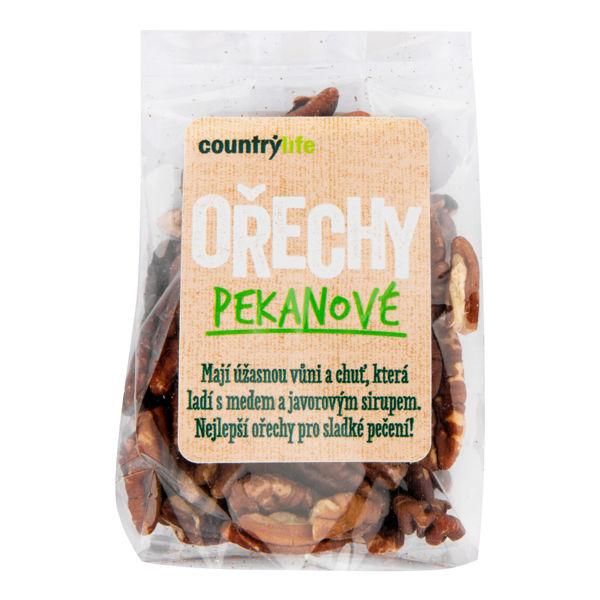 Obrázek Pekanové ořechy 80 g COUNTRY LIFE