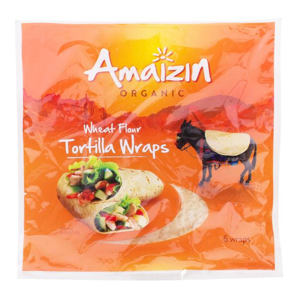 Obrázek Tortily 240 g AMAIZIN
