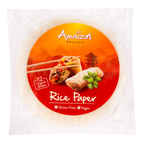Obrázek Rýžový papír 110 g AMAIZIN