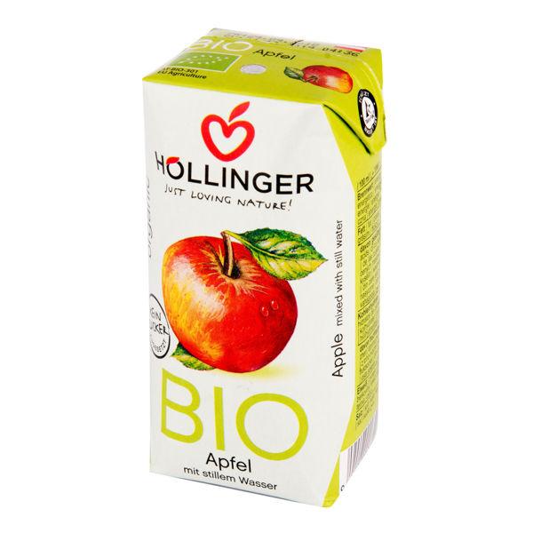 Obrázek Nektar jablko 200 ml HOLLINGER