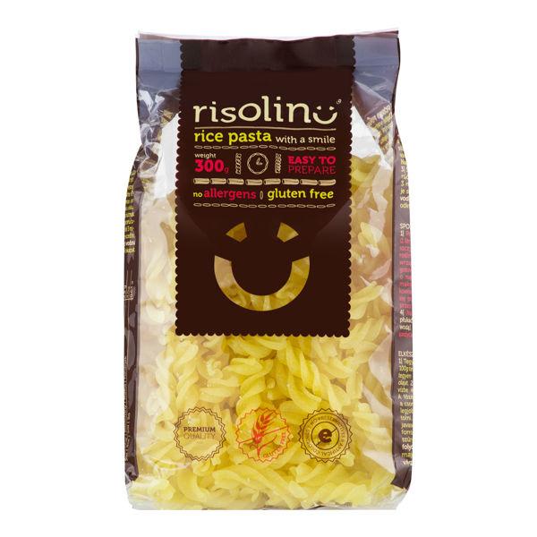 Obrázek Rýžové těstoviny vřetena 300 g RISOLINO