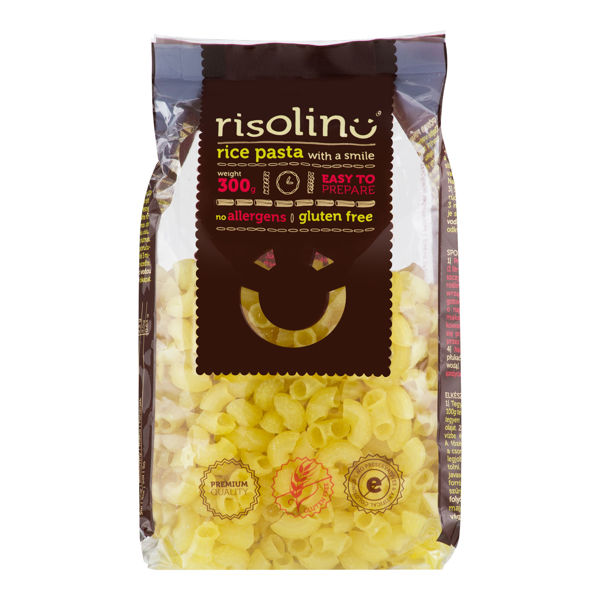 Obrázek Rýžová kolínka 300 g RISOLINO