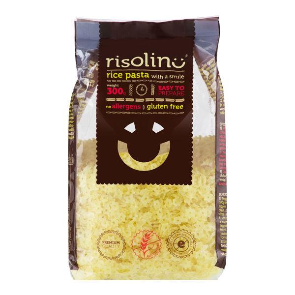 Obrázek Rýžové těstoviny hvězdičky 300 g RISOLINO