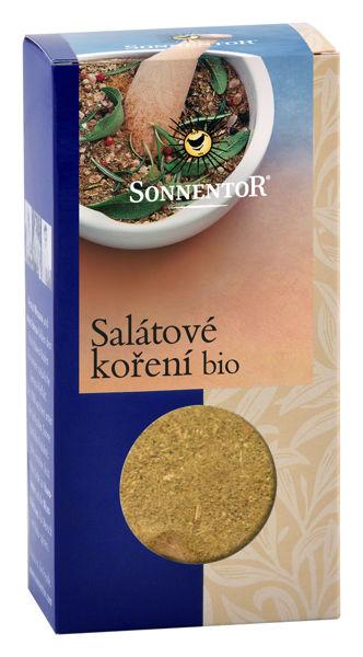 Obrázek Salátové koření, mleté 35 g SONNENTOR