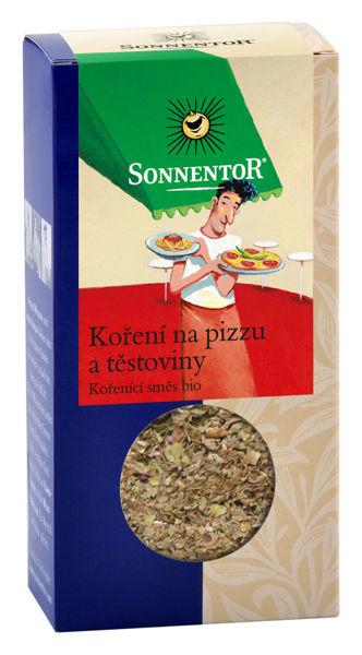 Obrázek Koření na pizzu a těstoviny 25 g SONNENTOR