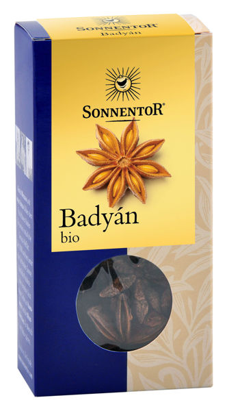 Obrázek Badyán, celý 25 g SONNENTOR