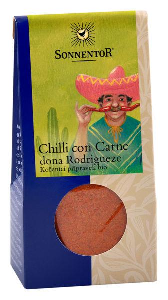 Obrázek Chilli con Carne dona Rodrigueze 40g SONNENTOR