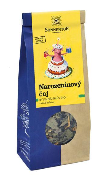 Obrázek Narozeninový čaj 50 g SONNENTOR