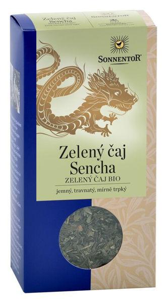 Obrázek Zelený čaj Sencha sypaný 70 g SONNENTOR