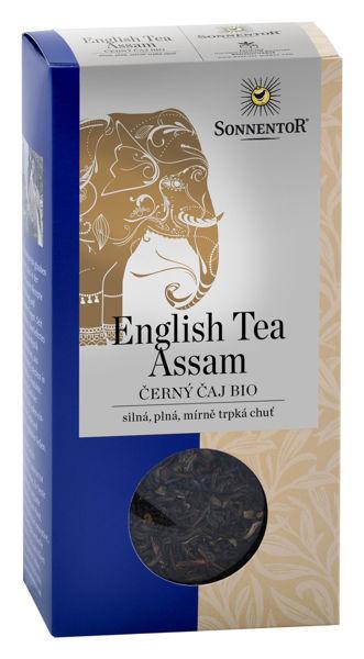 Obrázek English Tea Assam 95 g SONNENTOR
