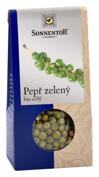 Obrázek Pepř zelený, celý 12 g SONNENTOR