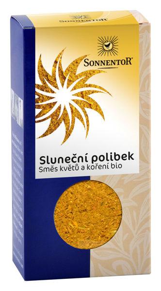 Obrázek Sluneční polibek - směs květů a koření 40 g SONNENTOR