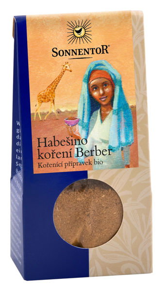 Obrázek Habešino koření Berber 35 g SONNENTOR
