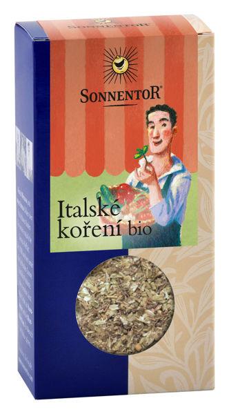 Obrázek Italské koření, řezané 30 g SONNENTOR