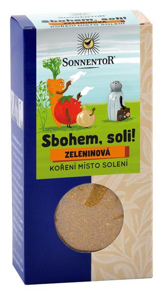 Obrázek Sbohem soli! zeleninová 60 g SONNENTOR