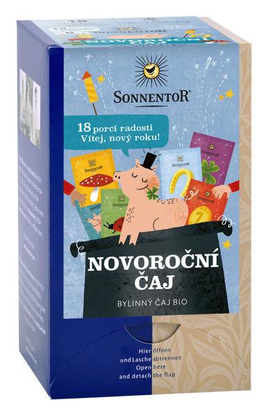 Obrázek Novoroční čaj 18 x 1,8 g SONNENTOR