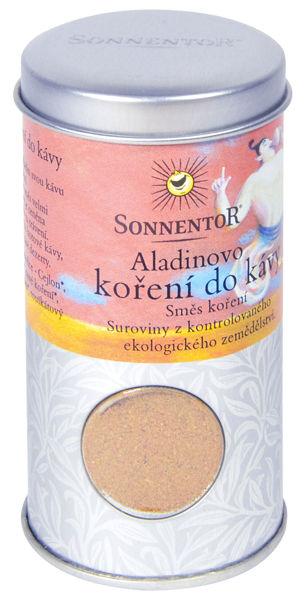 Obrázek Aladinovo koření do kávy dóza 35 g SONNENTOR