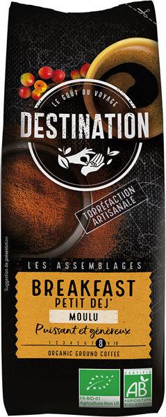 Obrázek Káva mletá - Breakfast Petit Dej 250 g DESTINATION