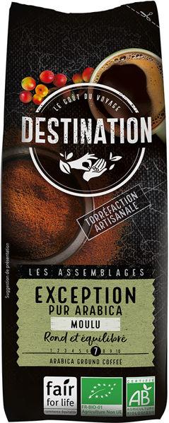 Obrázek Káva mletá - Exception 250 g DESTINATION