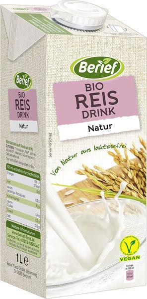 Obrázek Rýžový nápoj 1 l BERIEF