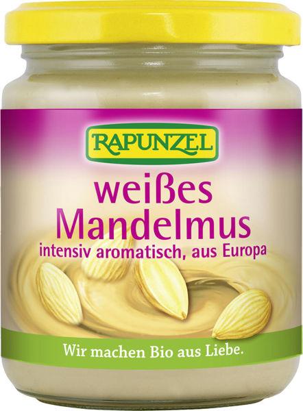 Obrázek 100 % pasta loupaných mandlí 250 g RAPUNZEL