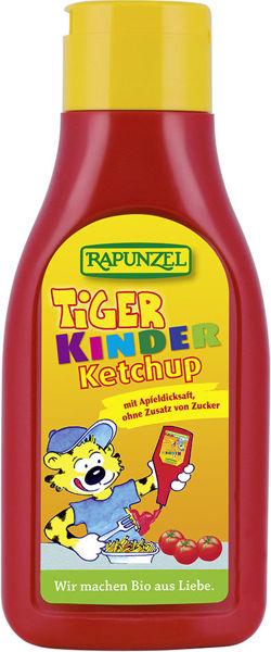 Obrázek Kečup dětský tiger 500 ml RAPUNZEL