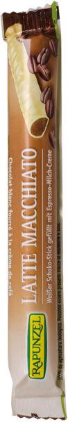 Obrázek Čokoládová tyčinka latte macchiato 22 g RAPUNZEL