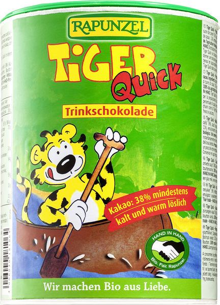 Obrázek Instantní čokoládový nápoj tygr 400 g RAPUNZEL