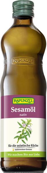 Obrázek Sezamový olej lisovaný za studena 500 ml RAPUNZEL