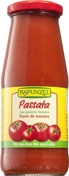 Obrázek Passata - drcená rajčata 410 g RAPUNZEL
