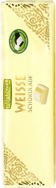 Obrázek Čokoláda bílá 20 g RAPUNZEL