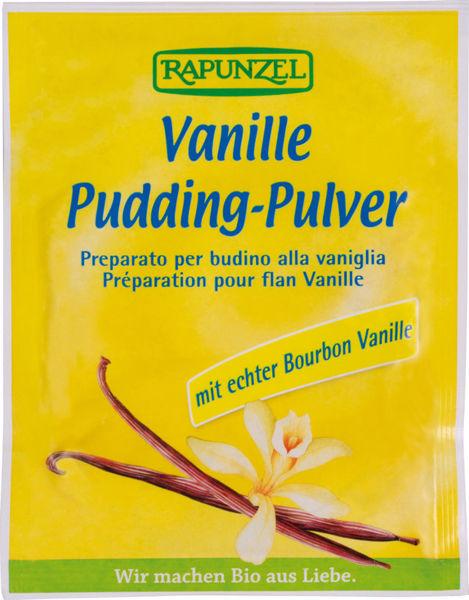 Obrázek Pudinkový prášek vanilkový 40 g RAPUNZEL