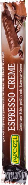 Obrázek Čokoládová tyčinka espresso 22 g RAPUNZEL