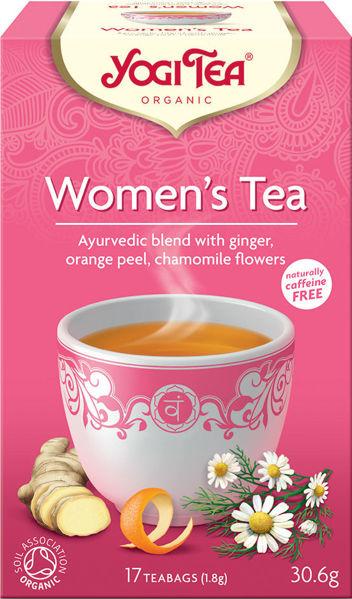 Obrázek Ženský čaj 31 g YOGI TEA